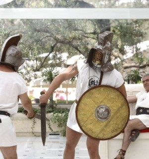 When in Rome…Try Gladiator Lessons!